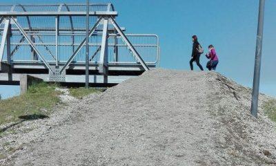 MOP inicia obras para mejorar los accesos a las pasarelas en Puerto Montt