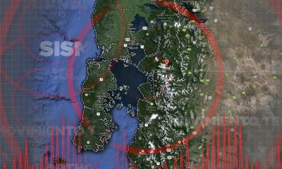 Sismo se registro en Chiloé