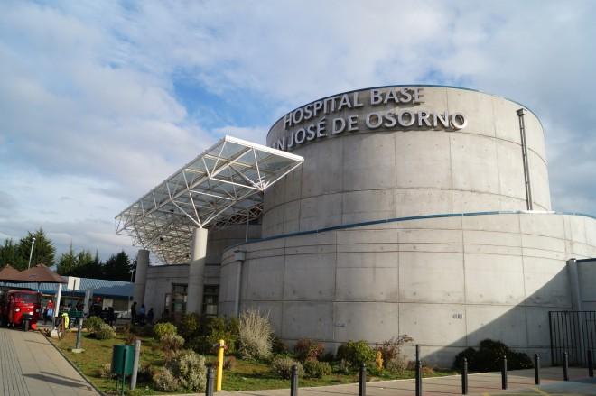 Joven en Osorno