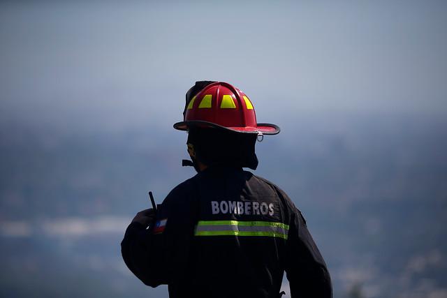 Incendio en Puerto Montt