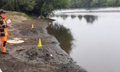 Apareció en Río Rahue: encontraron cuerpo de joven desaparecido