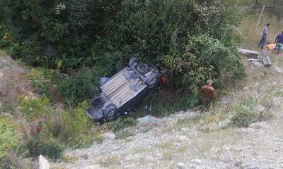 Una adulta mayor muerta y otros seis heridos por accidente en Cochamó