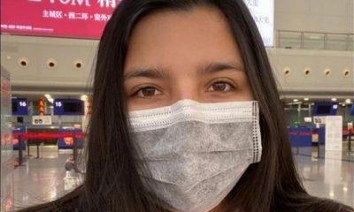 Atrapada en aeropuerto: chilena no puede salir de China por coronavirus