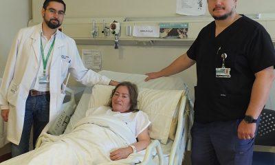 En Puerto Montt se realizó con éxito primera trombectomía mecánica