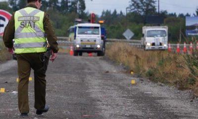 Falleció conductor con retroexcavadora en comuna de Puero Montt