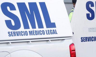 Servicio Médico Legal