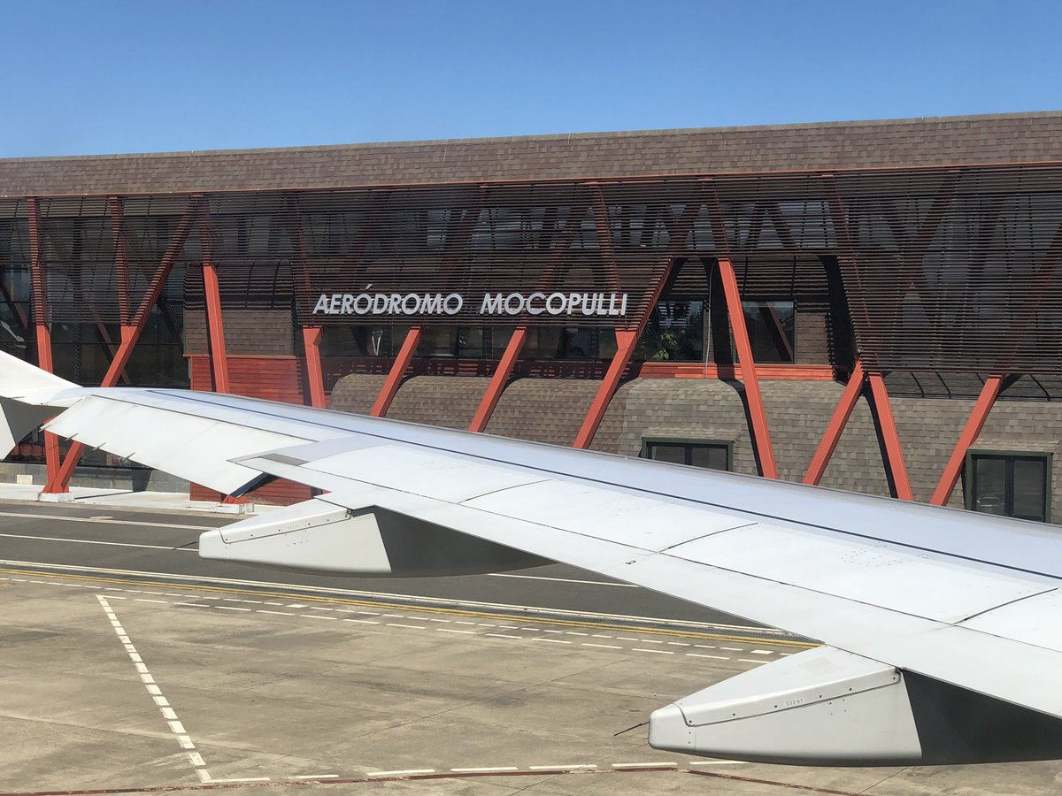 Aeródromo Mocopulli