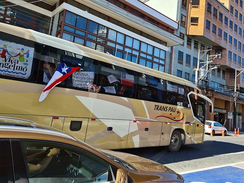 Comerciantes de Puerto Montt