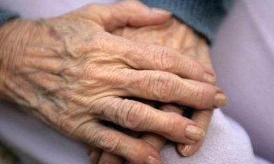 Anciana en Osorno