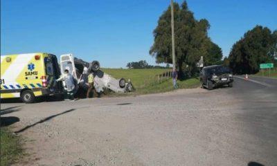 Accidente en Puerto Varas