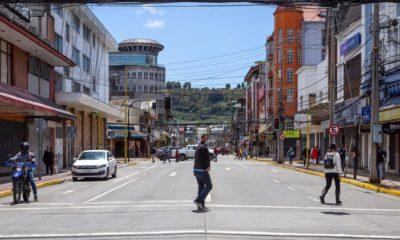 toque de queda en Puerto Montt