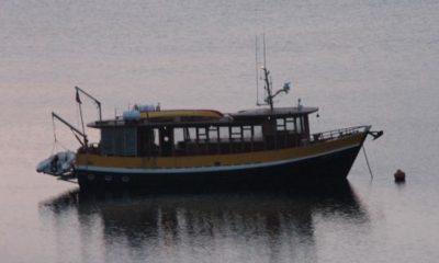 Naufragio en Chiloé