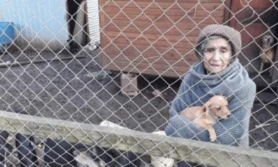 Adulta mayor de Osorno