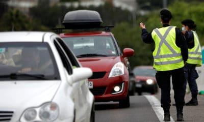 Detenidos en Quellón