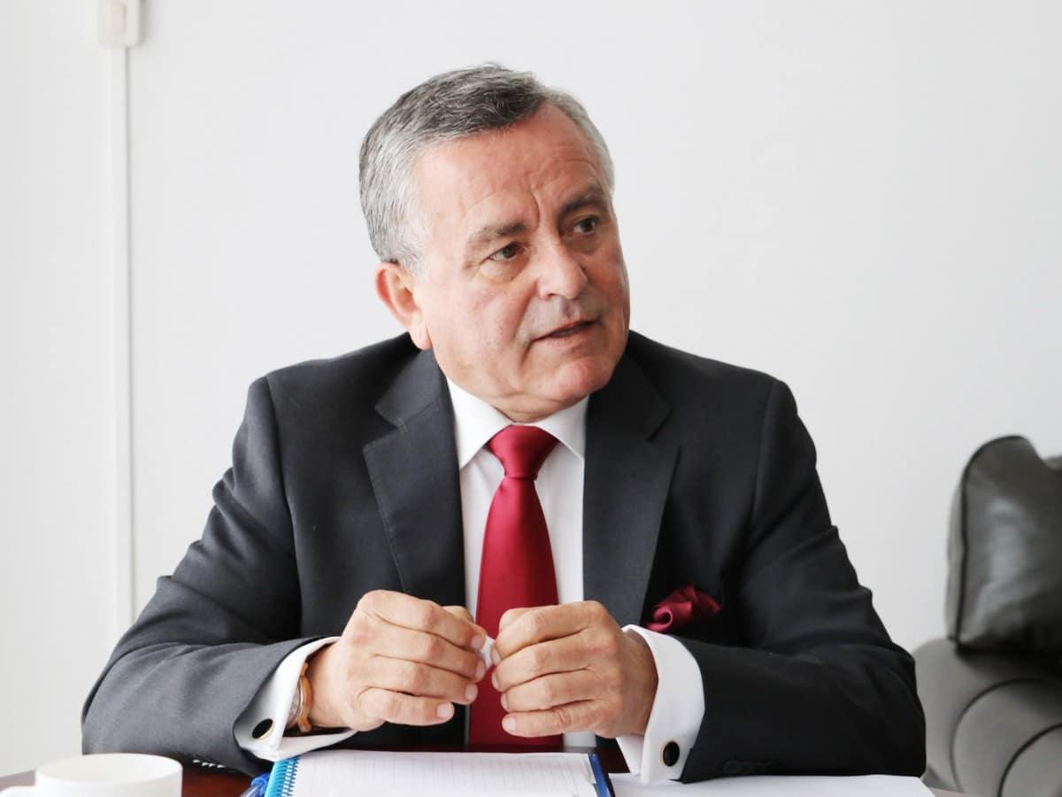 Alcalde Ramón Bahamonde