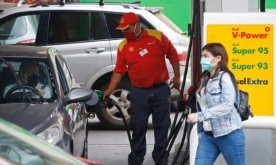 Aumento en combustibles