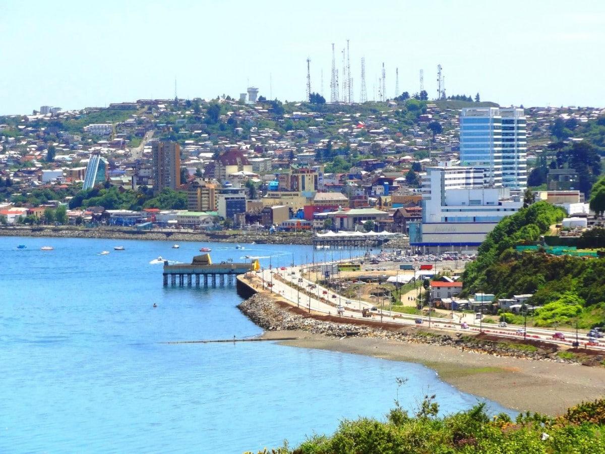 comunas de Los Lagos