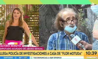 Julio César Rodríguez y Monserrat Álvarez