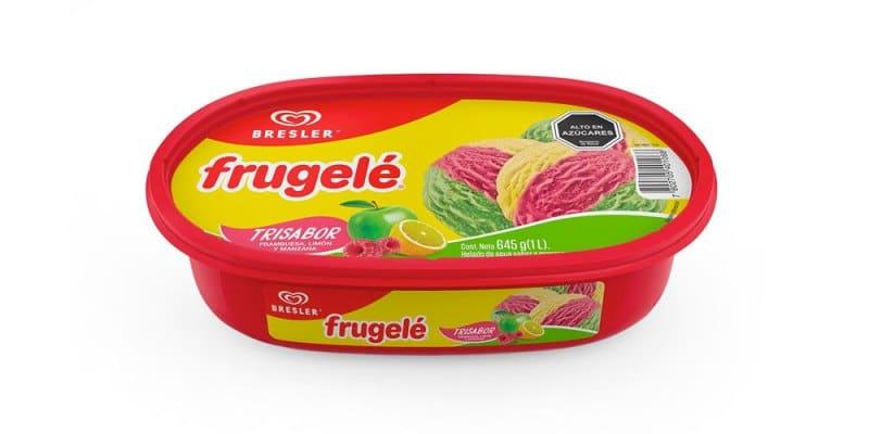 Helados Frugelé y Frac