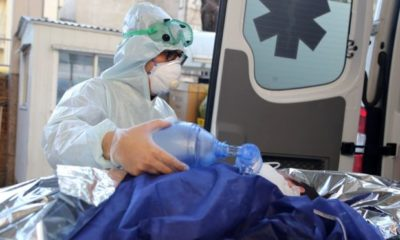 hospitalizados en Los Lagos