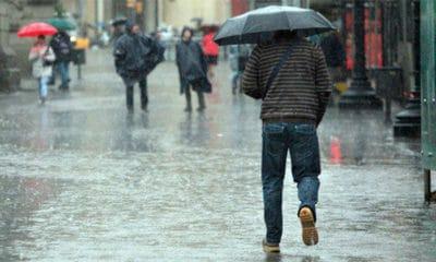 Lluvias en Los Lagos