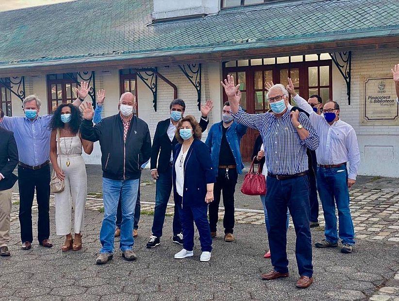 reunión política en Osorno