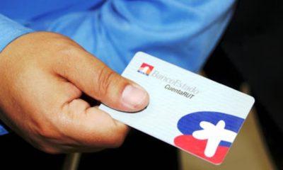 tarjetas CuentaRUT