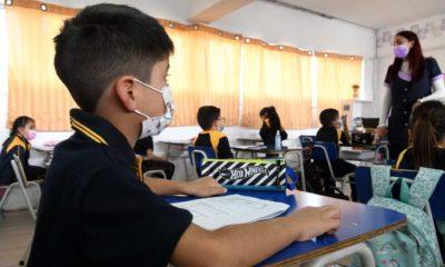 colegios en cuarentena