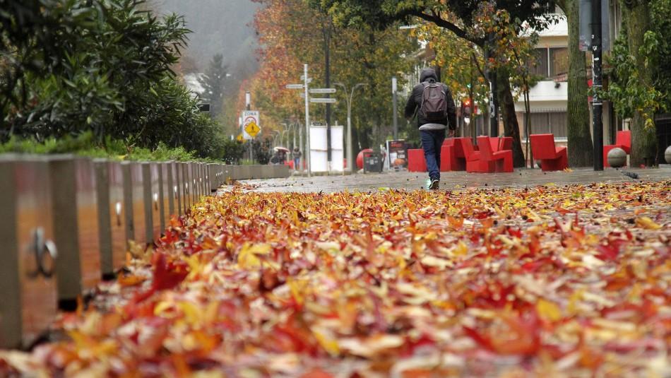 otoño en Chile