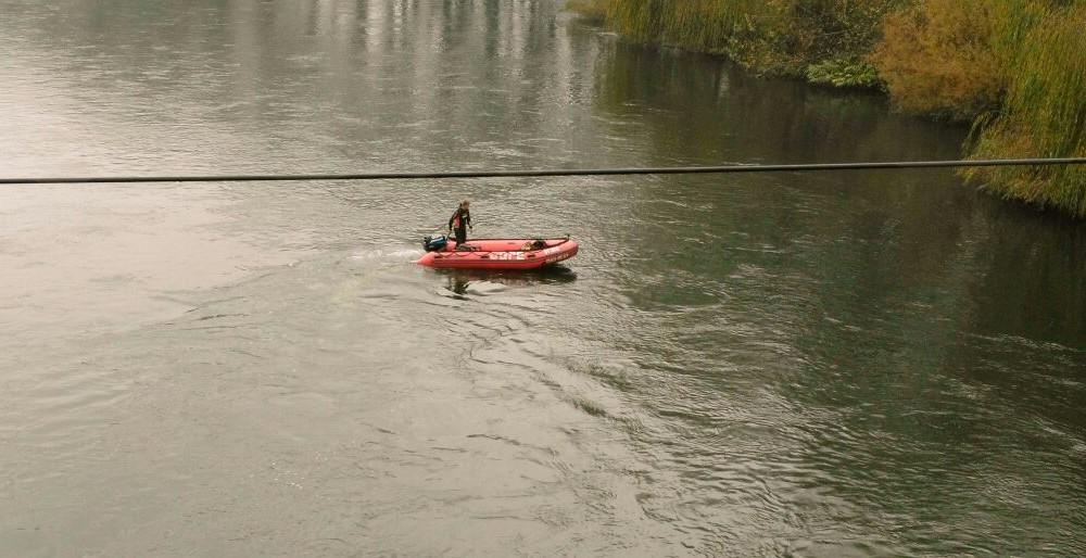 río Rahue de Osorno